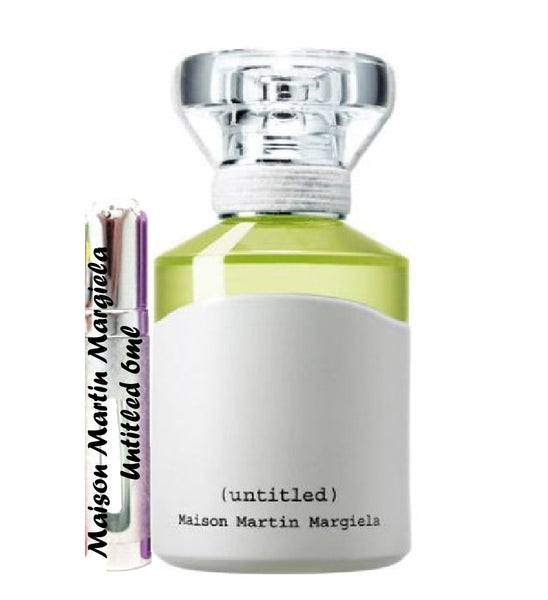 Maison Martin Margiela Untitled sample 6ml Eau De Parfum
