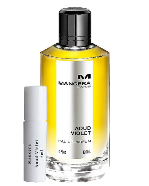 Mancera Aoud Violet sample 2ml