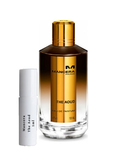 Mancera The Aoud vial 1ml