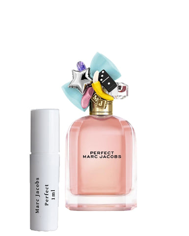 Marc Jacobs Perfect sample vial spray 1ml