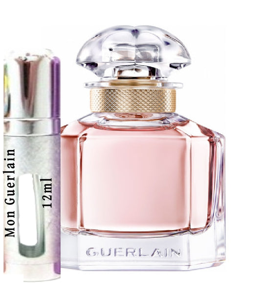 Mon Guerlain Samples 12ml