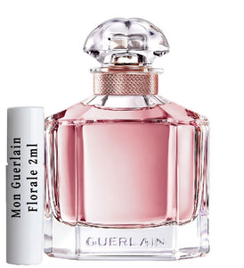 Guerlain Mon Guerlain Florale samples 2ml