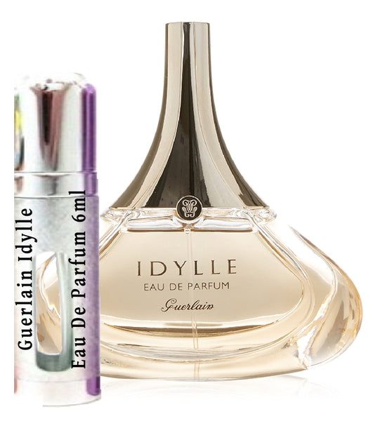 Guerlain Idylle Eau De Parfum samples 6ml