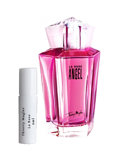 Thierry Mugler Angel La Rose samples 6ml