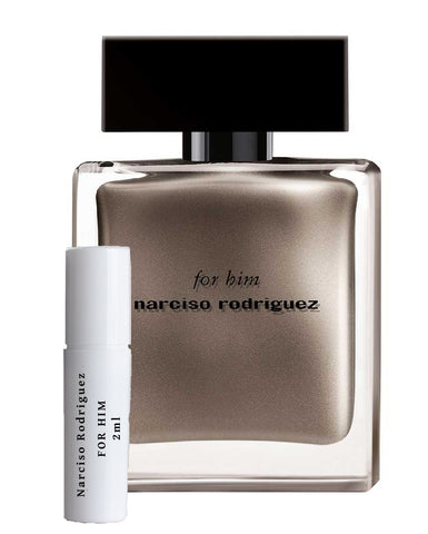 NARCISO RODRIGUEZ FOR HIM sample 2ml