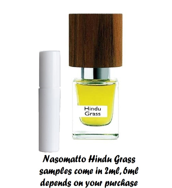 Nasomatto Hindu Grass Sample 2ml