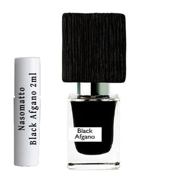 Nasomatto Black Afgano Samples 2ml