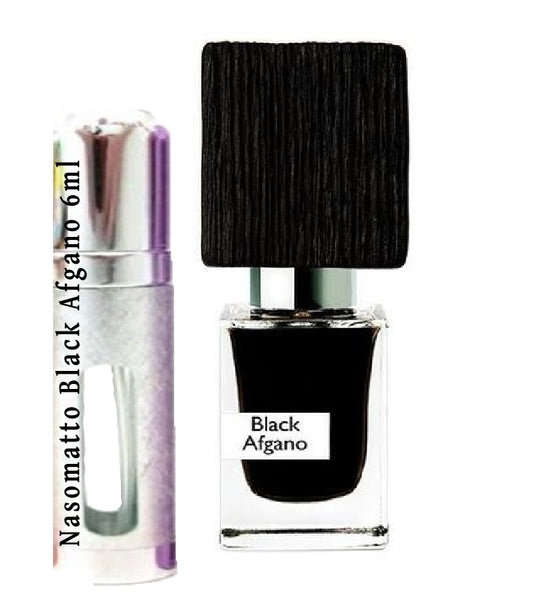 Nasomatto Black Afgano samples 6ml