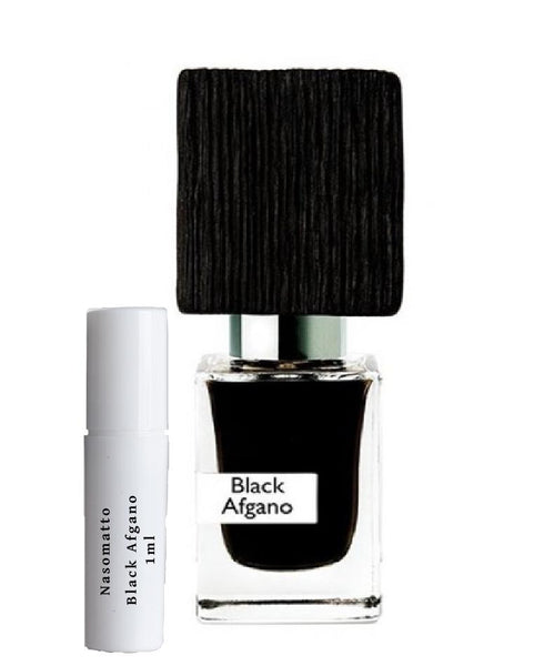 Lahvička Nasomatto Black Afgano 1ml