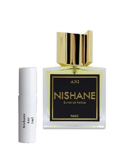 Nishane Ani sample vial spray 1ml