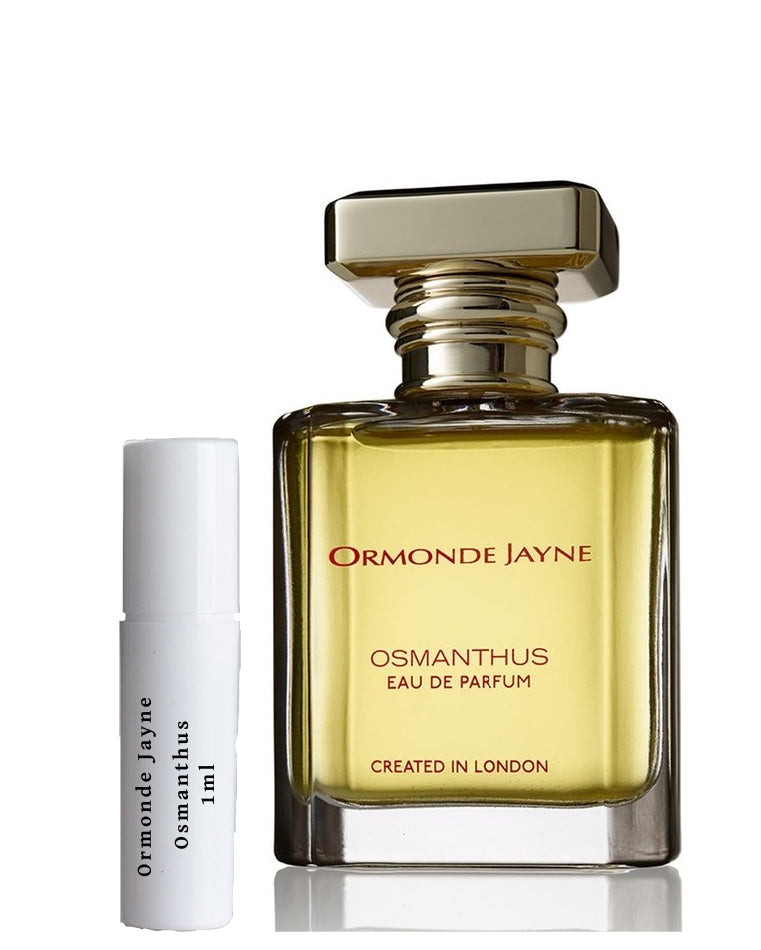 Ormonde Jayne Osmanthus sample vial spray 1ml