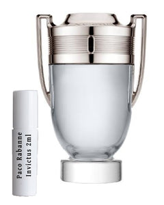 Paco Rabanne Invictus samples 2ml