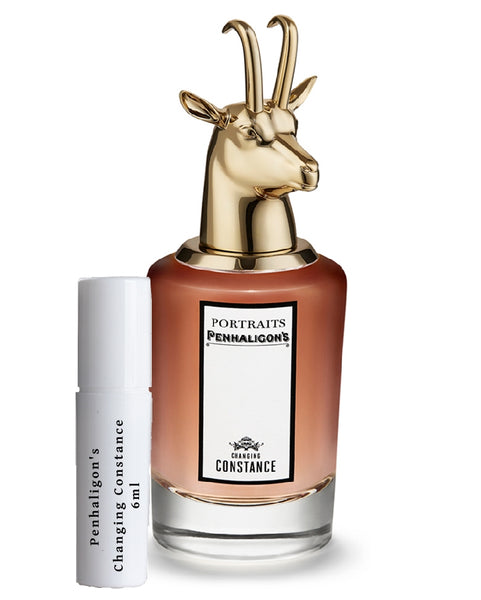 Penhaligon's Changing Constance samples 6ml