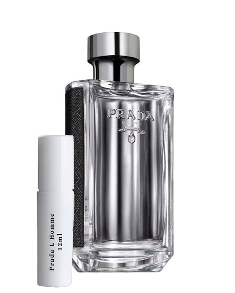 Prada L Homme reise parfyme spray 12ml