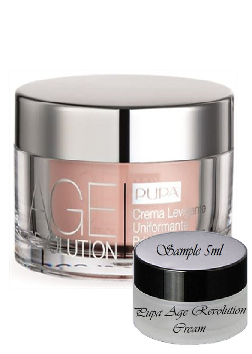 Pupa Age REVOLUTION Skin Perfecting cream samples 5ml