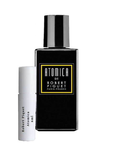 Robert Piguet Atomica samples 6ml