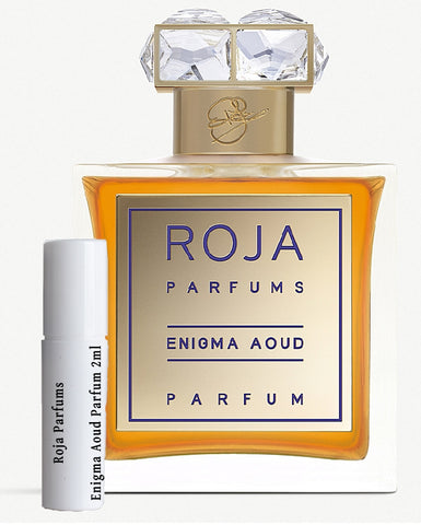 Roja Enigma Aoud samples 2ml