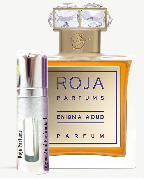 Roja Enigma Aoud samples 6ml