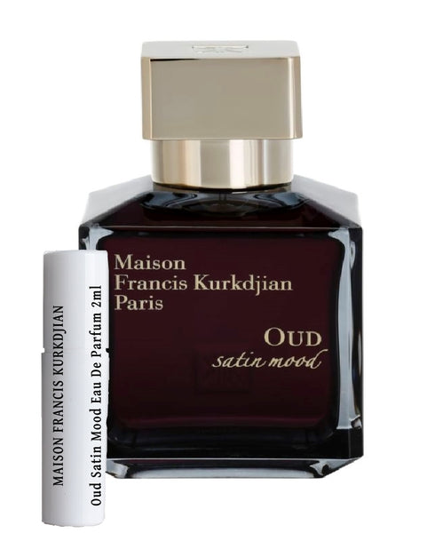 MAISON FRANCIS KURKDJIAN Oud Satin Mood samples 2ml Eau De Parfum