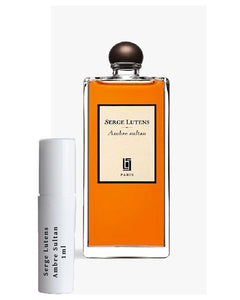 Serge Lutens Ambre Sultan samples