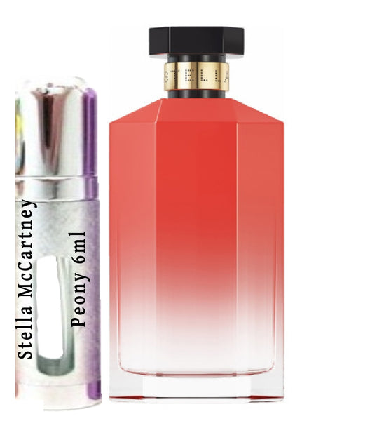 Stella McCartney Peony samples 6ml