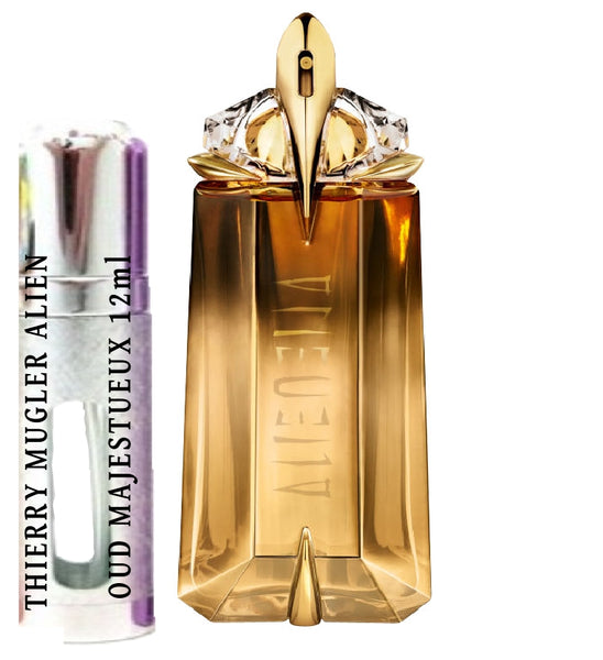 THIERRY MUGLER ALIEN OUD MAJESTUEUX travel perfume 12ml