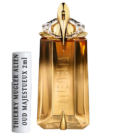 THIERRY MUGLER ALIEN OUD MAJESTUEUX samples 2ml