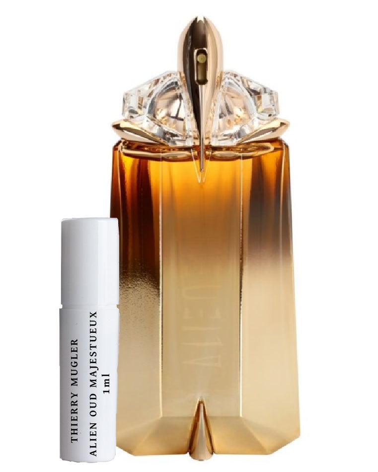 THIERRY MUGLER ALIEN OUD MAJESTUEUX vial 1ml