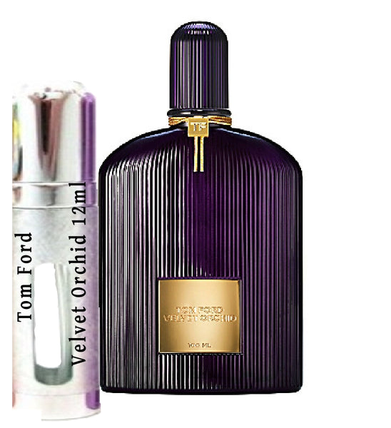 TOM FORD Velvet Orchid samples 12ml
