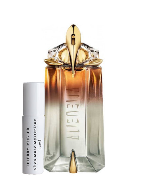 Thierry Mugler Alien Musc Mysterieux travel perfume 12ml