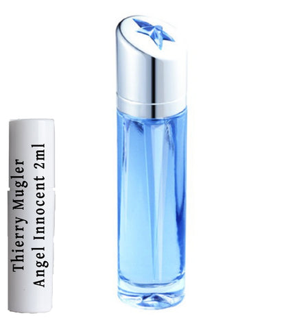 Thierry Mugler Angel Innocent samples 2ml