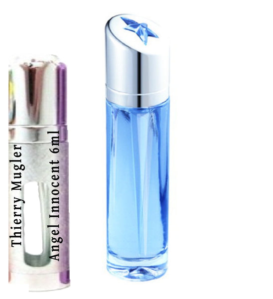 Thierry Mugler Angel Innocent samples 6ml
