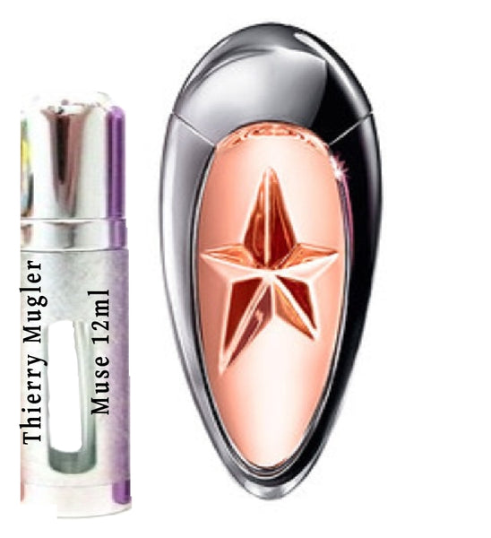 Thierry Mugler Muse samples 12ml