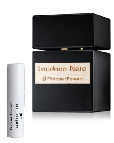 Tiziana Terenzi Laudano Nero scent sample 1ml