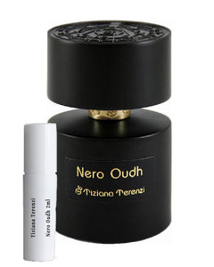 Tiziana Terenzi Nero Oudh samples 2ml