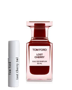 Tom Ford Lost Cherry samples 2ml