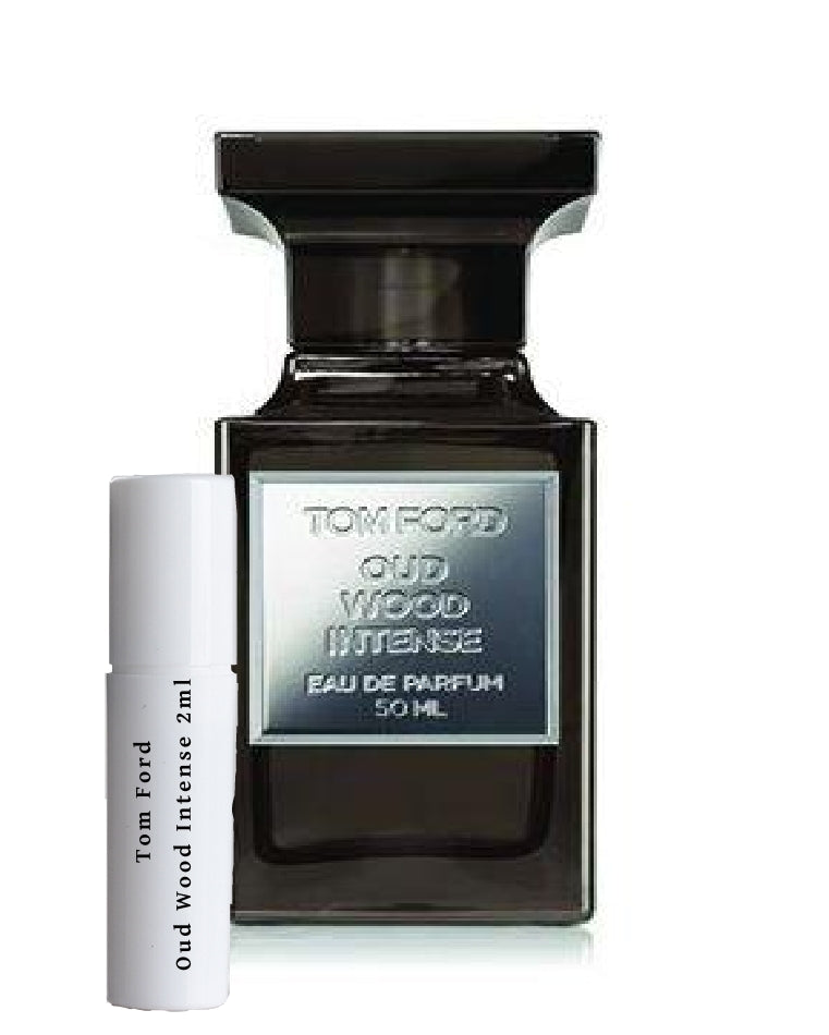 Tom Ford Oud Wood Intense samples 2ml