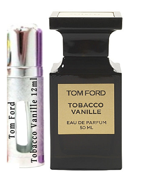 Tom Ford Tobacco Vanille samples 12ml