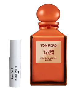 Tom Ford Bitter Peach scent samples