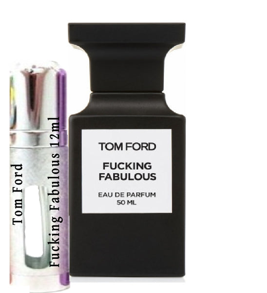 Tom Ford Fucking Fabulous samples 12ml