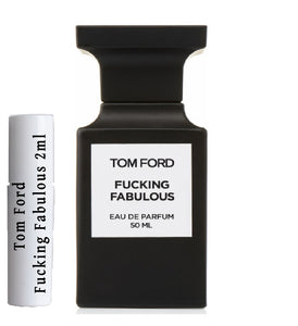 Tom Ford kibaszott Fabulous minták 2ml