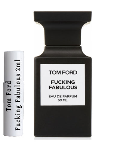 Tom Ford Fucking Fabulous samples 2ml