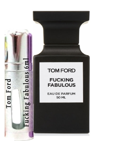 Tom Ford Fucking Fabulous samples 6ml