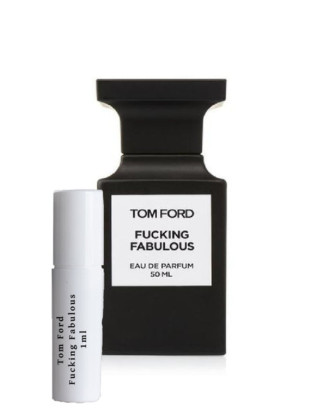 Tom Ford Fucking Fabulous sample spray vial 1ml