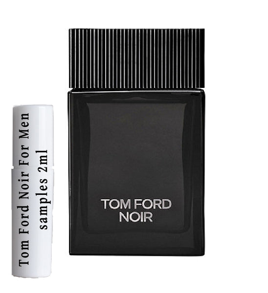 Tom Ford Noir Men samples 2ml