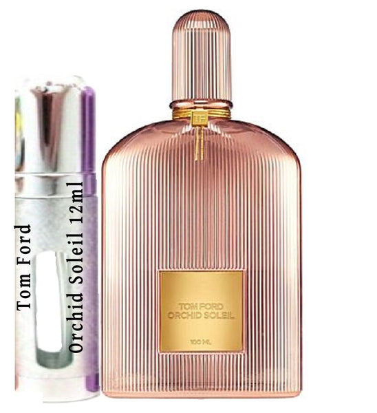 Tom Ford Orchid Soleil samples 12ml