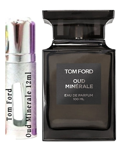 Tom Ford Oud Minerale samples 12ml