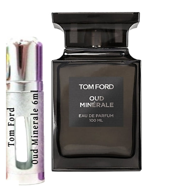 Tom Ford Oud Minerale samples 6ml
