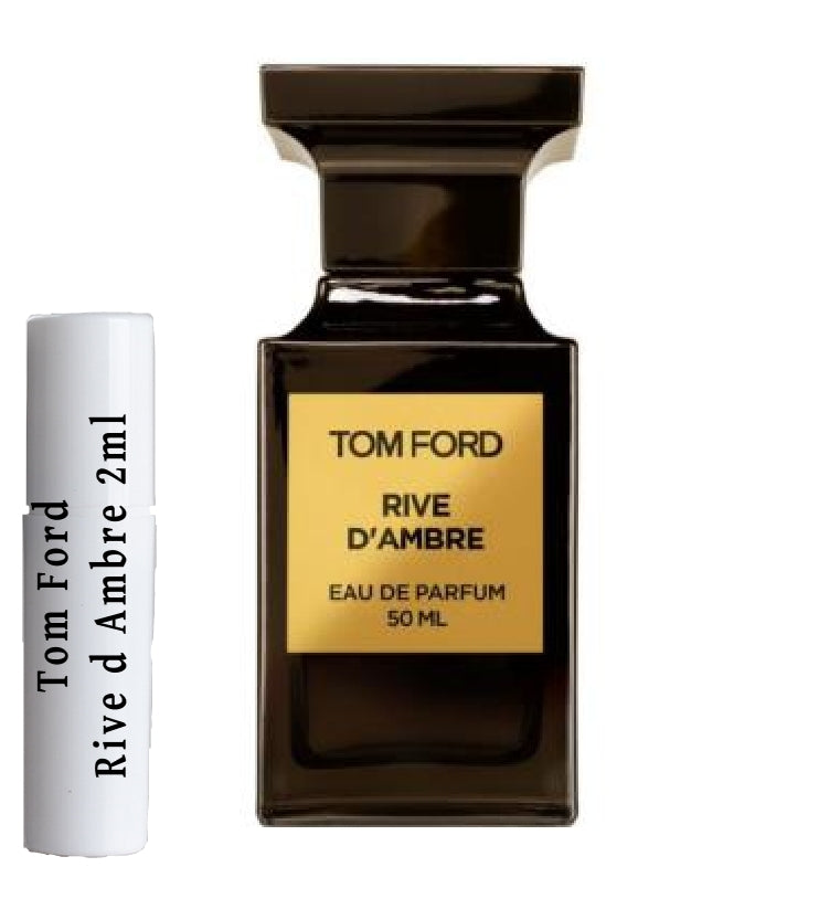 Tom Ford Rive d Ambre sample 2ml