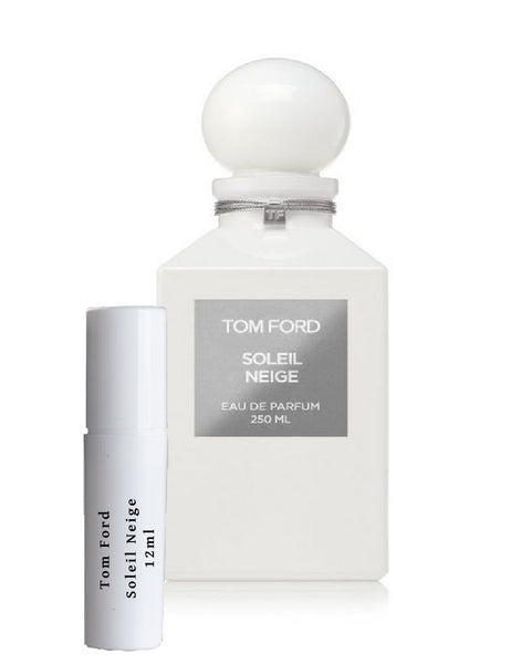 Tom Ford Soleil Neige travel perfume 12ml